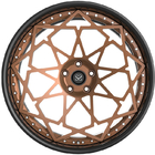 Bronze 21 Inch 2-iece Forged Wheels  For Ferrari 458 Speciale Car Rims
