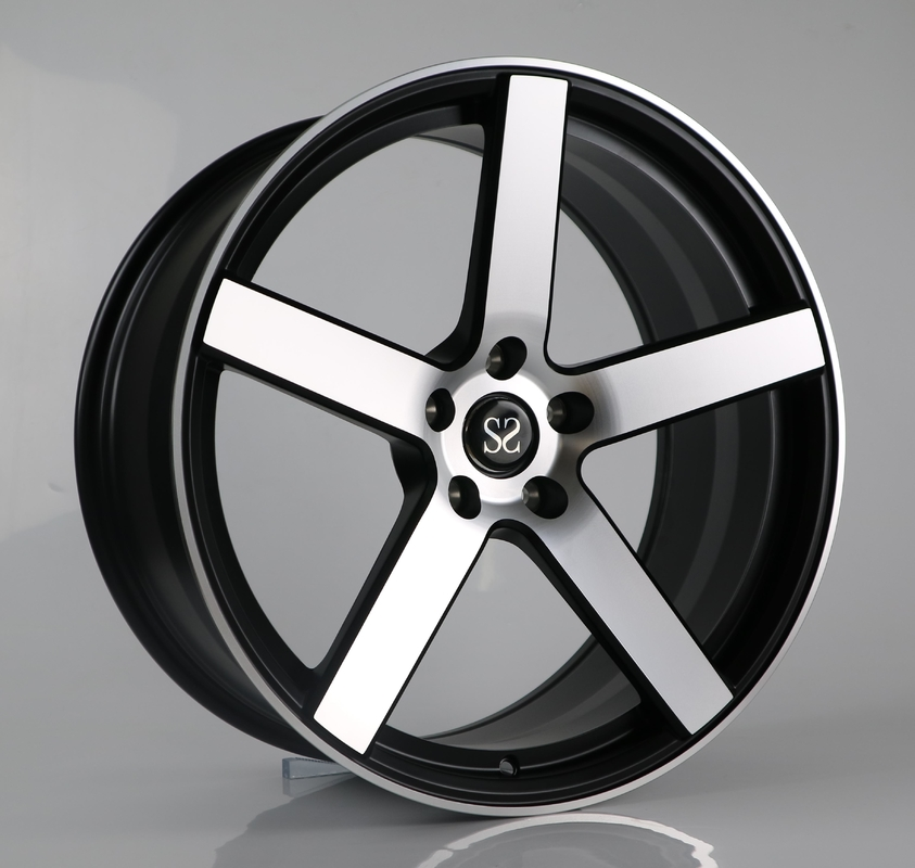 20 inch machine face aluminum alloy forged wheel wheel rim china factory